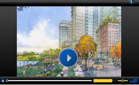 NY1: Hunters Point South Residents Split Over Housing Development