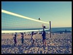Fall Volleyball Team