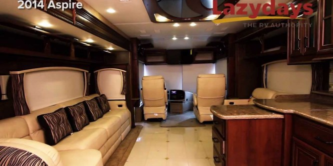 Coach Rvs for Sale, 2014 Entegra Coach Aspire from Lazydays, The RV Authority