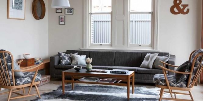 Classic and Retro Style Living Room Design Ideas