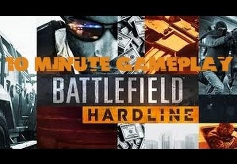 Battlefield Hardline [PC High 1080p] 10 Minute Gameplay!
